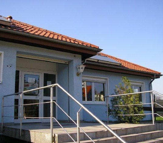 Unser Clubheim