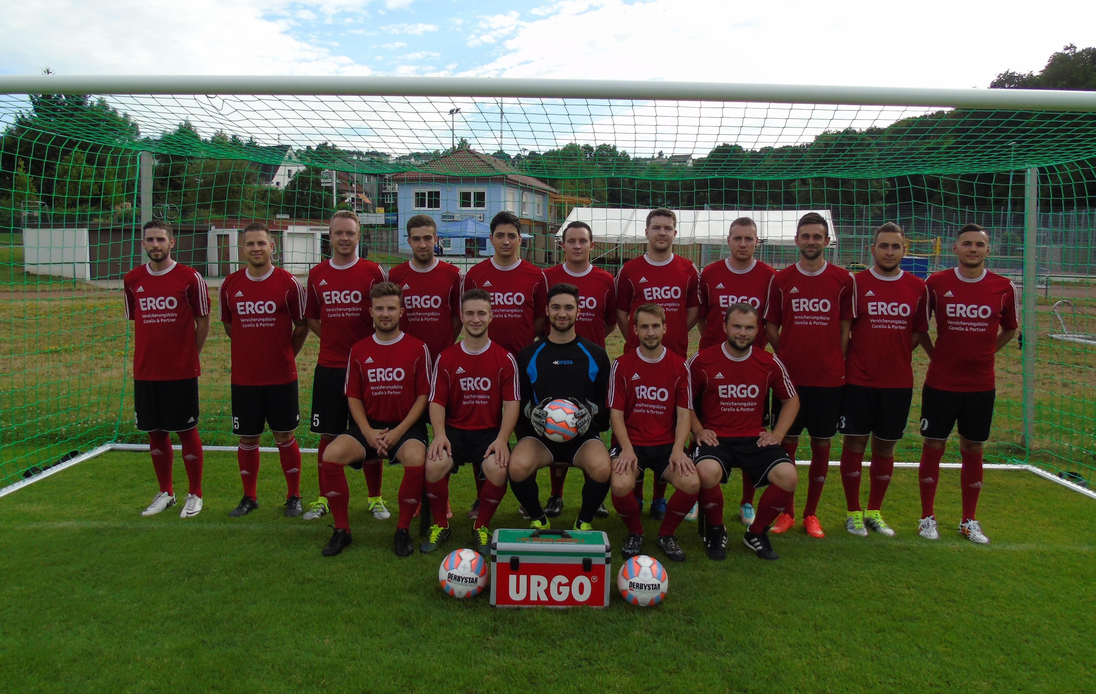 2. Mannschaft Bezirksliga Saarbrücken