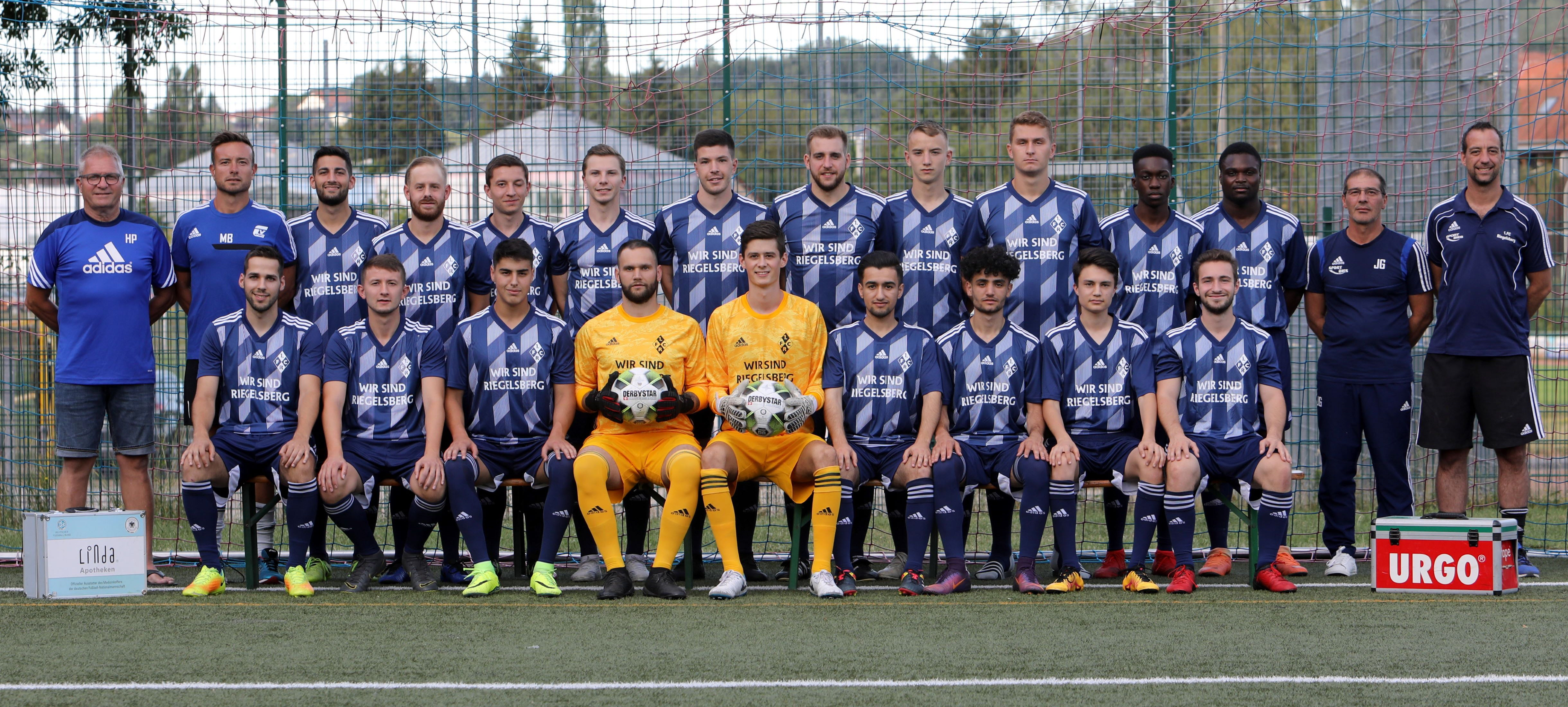 1. Mannschaft Verbandsliga Südwest
